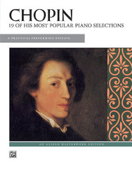 19 Of His Most Popular Piano Selections A Practical Performing Edition