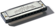 Hohner 572 Hot Metal Harmonica - Key of Bb