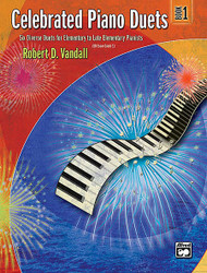 Celebrated Piano Duets, Book 1