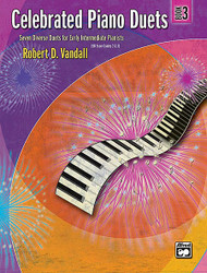 Celebrated Piano Duets, Book 3