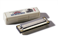 Hohner 590 Big River Harp MS Harmonica - Key of A