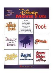 Disney Movie Fun, Five-Finger Piano