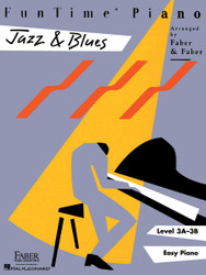 Funtime Jazz & Blues, Level 3A-3B, Book