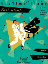 Bigtime Rock 'N Roll, Level 4, Book