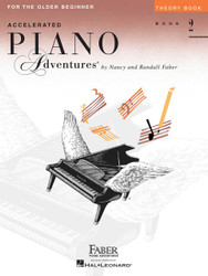 Accelerated Piano Adventures For The Older Beginner, Theory Book 2, Theory Book 2