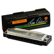 Lee Oskar Major Diatonic - Harmonica and Packaging
