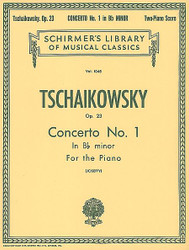Concerto No. 1 In Bb Minor, Op. 23, Piano Duet