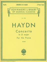 Concerto In D, Piano Duet