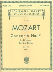 Concerto No. 17 In G, K.453, Piano Duet