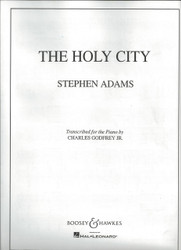 The Holy City, Piano Solo