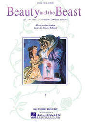 Beauty And The Beast (From The Disney Movie), P/V/G