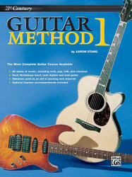 21St Century Guitar Method 1 The Most Complete Guitar Course Available