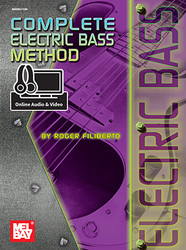 Complete Electric Bass Method (Book + Online Audio/Video)
