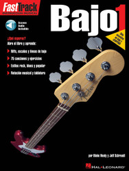 Fasttrack Bass Method - Spanish Edition, Fasttrack Bajo 1, Book 1