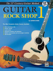 21St Century Guitar Rock Shop 1 The Most Complete Guitar Course Available