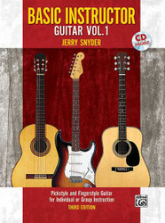 Basic Instructor Guitar 1 (3Rd Edition) Pickstyle And Fingerstyle Guitar For Individual Or Group Instruction 1