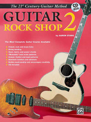 21St Century Guitar Rock Shop 2 The Most Complete Guitar Course Available