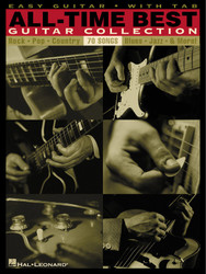 All-Time Best Guitar Collection, Easy Guitar With Notes & Tab
