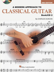 A Modern Approach To Classical Guitar 2Nd Edition 1