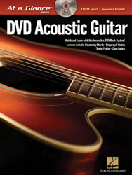Acoustic Guitar, Dvd/Book Pack, Book/Dvd Pack