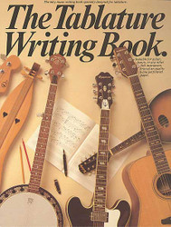 The Tablature Writing Book