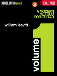 A Modern Method For Guitar Volume 1