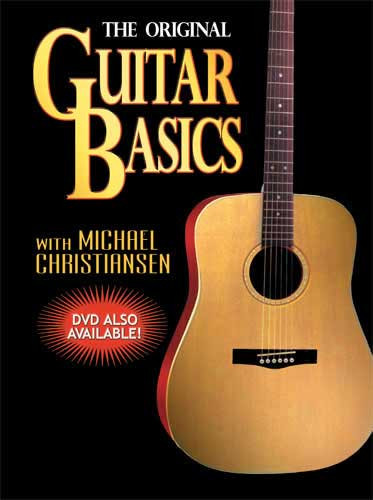 The Original Guitar Basics Book 1 With Mike Christiansen