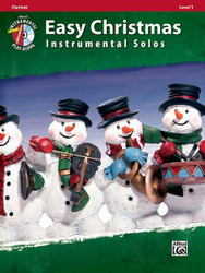 Easy Christmas Instrumental Solos, Level 1 1