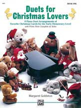 Duets For Christmas Lovers, Book 1