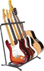 Fender Multi Folding Guitar Stand for 5 instruments