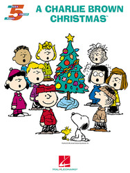 A Charlie Brown Christmas(Tm), Five-Finger Piano