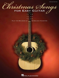 Christmas Songs For Easy Guitar, Easy Guitar