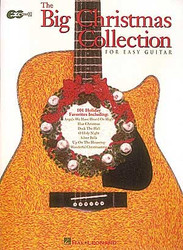 The Big Christmas Collection For Easy Guitar, Easy Guitar