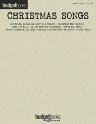Christmas Songs Budget Books