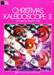 Christmas Kaleidoscope 2 Violin Frost