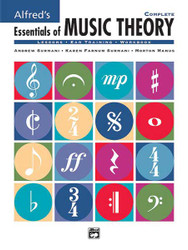 Essentials Of Music Theory: Complete