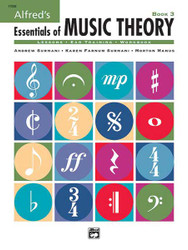 Essentials Of Music Theory: Book 3