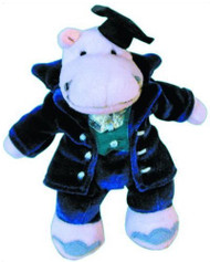 Music For Little Mozarts: Plush Toy -- Professor Haydn Hippo (229739)