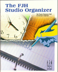 The FJH Studio Organizer