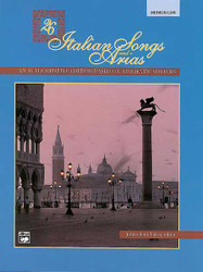 26 Italian Songs And Arias 3