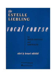 The Estelle Liebling Vocal Course, Mezzo-Soprano & Contralto