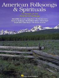 American Folksongs & Spirituals, P/V/G