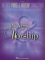 The Best Praise & Worship Songs Ever, P/V/G