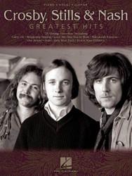 Crosby, Stills & Nash - Greatest Hits, P/V/G