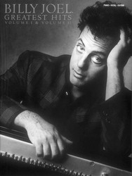 Billy Joel - Greatest Hits, Volumes 1 And 2, P/V/G