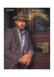 The Songs Of Don Williams, P/V/G