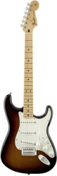 Fender Standard Stratocaster Electric Guitar - Brown Sunburst 1 (014-4602-532)