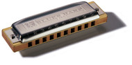 Hohner 532 Blues Harp MS Harmonica - Key of Db