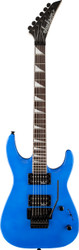 Jackson Js32 Dinky Arch Top Electric Guitar - Bright Blue