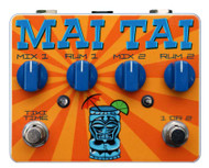Tortuga Mai Tai Phaser Guitar Effects Pedal